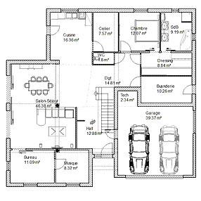 Photos Plans Maisons Modernes Photo Plan Architecte